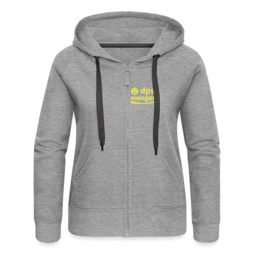 dpsg wengern front klein3 - Frauen Premium Kapuzenjacke