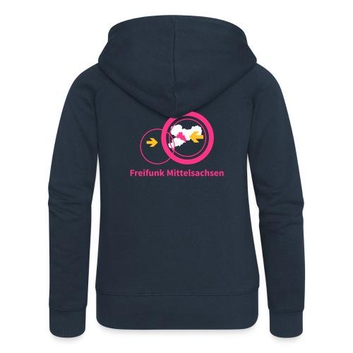 ffms shirt druck full - Frauen Premium Kapuzenjacke