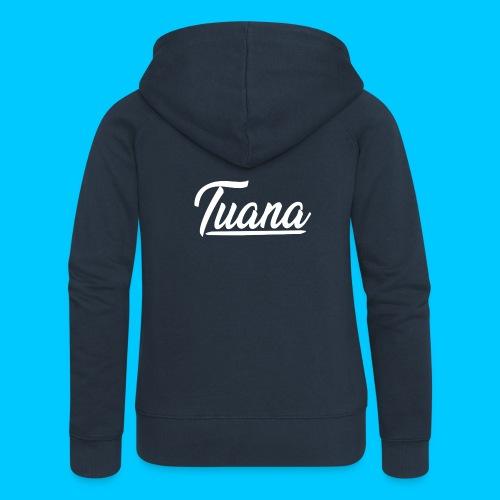 Tuana - Vrouwenjack met capuchon Premium