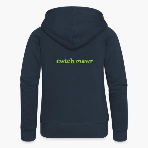 cwtchmawr1 - Women's Premium Hooded Jacket