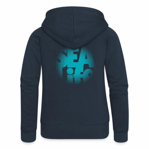 Sealife surfing tees, clothes and gifts FP24R01A - Naisten Girlie svetaritakki premium