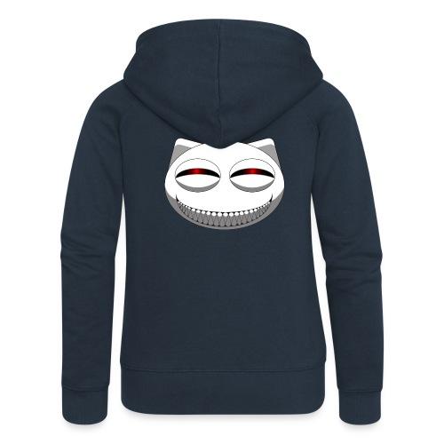 BAD CAT - Women's Premium Hooded Jacket