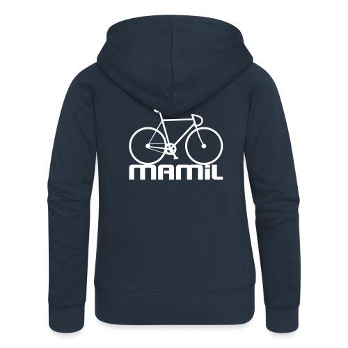 MAMiL Water bottle - Women's Premium Hooded Jacket