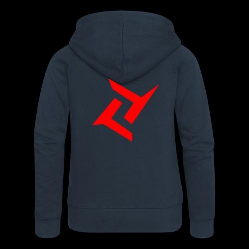 New logo 2 png - Vrouwenjack met capuchon Premium