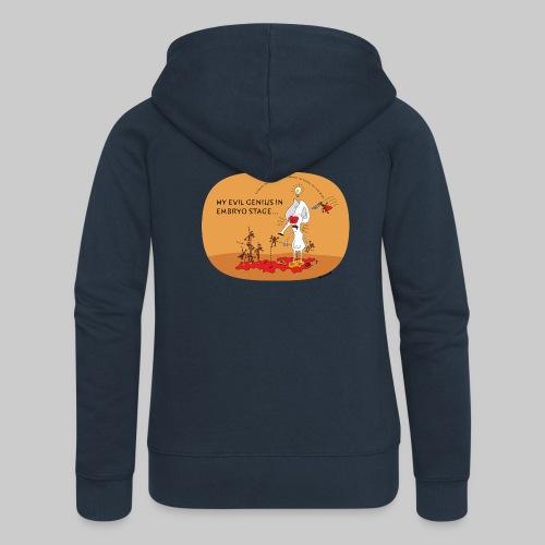 VJocys Evil - Women's Premium Hooded Jacket