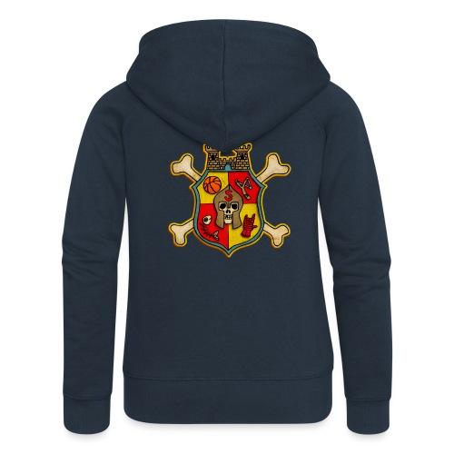 Teenager Premium T-Shirt - Wappen Burg Schreckenst - Frauen Premium Kapuzenjacke