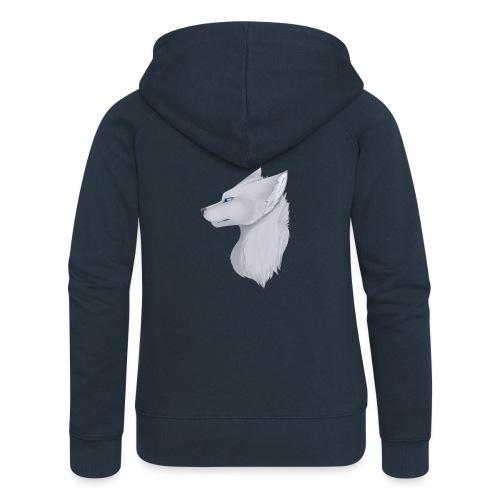 Wolf Bib - Women's Premium Hooded Jacket