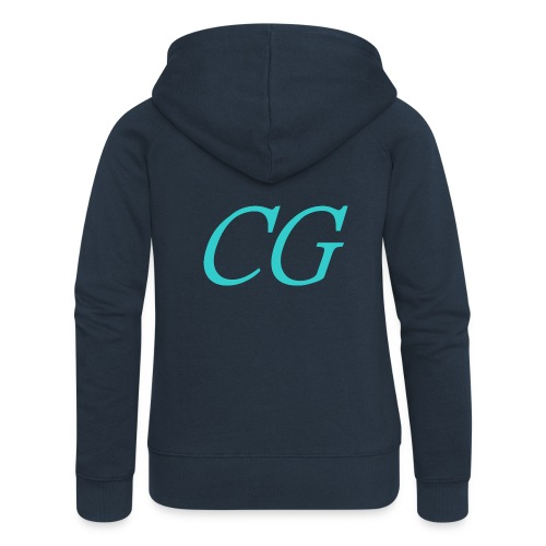 CG - Veste à capuche Premium Femme