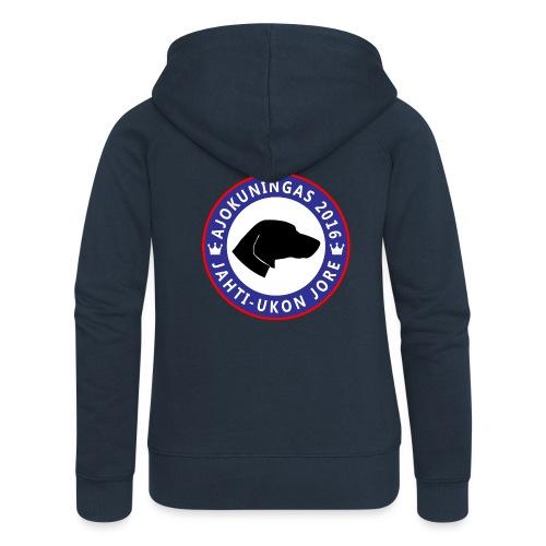 Ajokuningas t-paita - Naisten Girlie svetaritakki premium