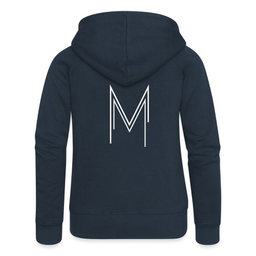 Men's Premium Hoodie BLACK - Women's Premium Hooded Jacket