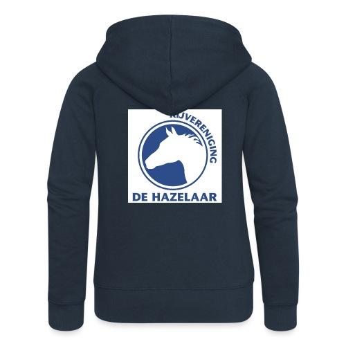 LgHazelaarPantoneReflexBl - Vrouwenjack met capuchon Premium