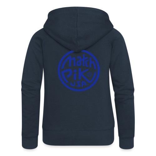 Scott Pilgrim s Match Pik - Women's Premium Hooded Jacket