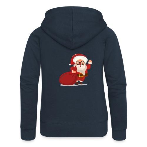 Christmas 02 - Veste à capuche Premium Femme