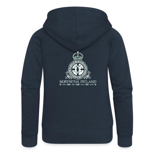Northern Ireland - Women's Premium Hooded Jacket