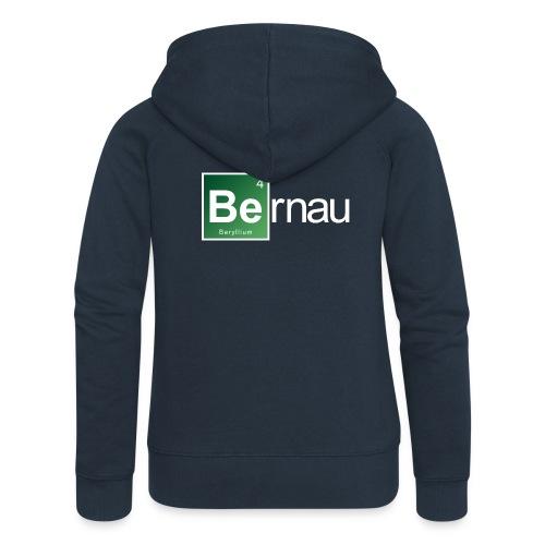 Be - Beryllium- Bernau - Frauen Premium Kapuzenjacke
