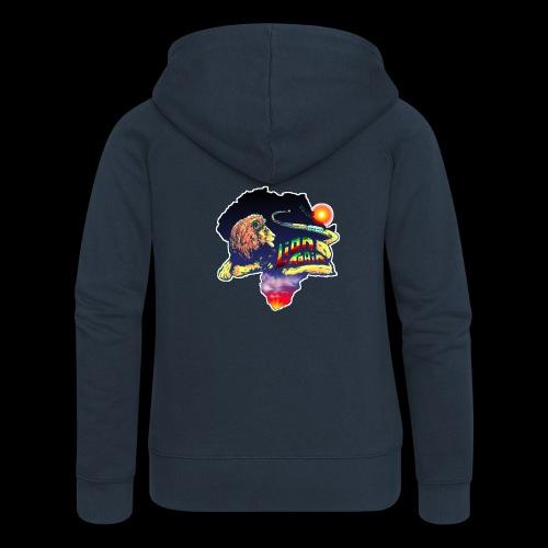 LIONTRAIN - Women's Premium Hooded Jacket