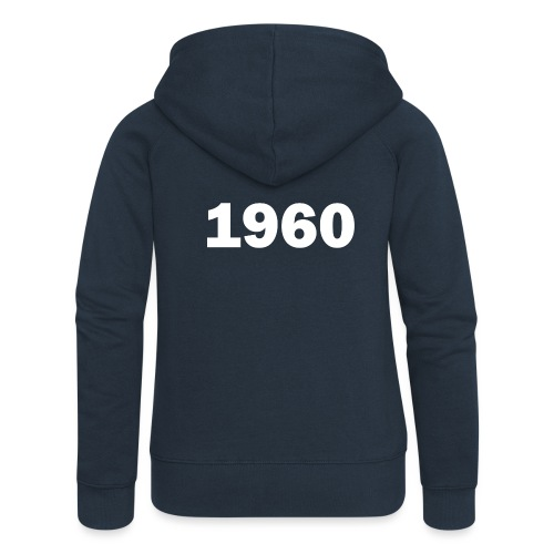1960 - Women's Premium Hooded Jacket