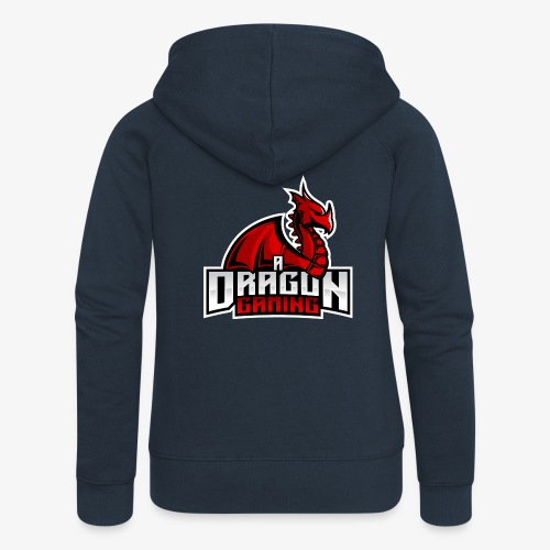A Dragon Gaming Official Merch - Women's Premium Hooded Jacket