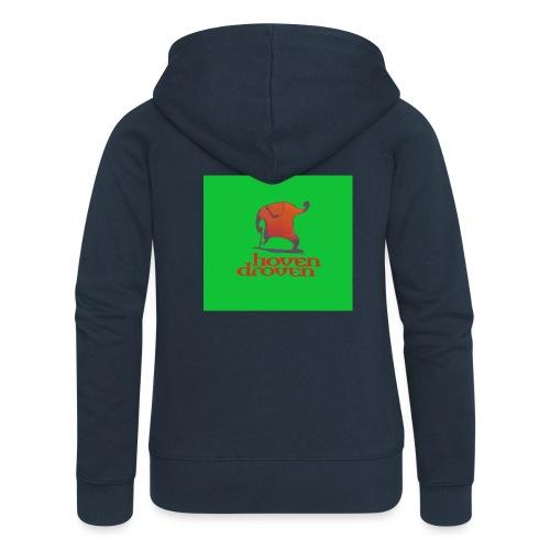 Slentbjenn Knapp - Women's Premium Hooded Jacket