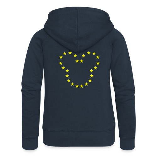 The European Kingdom™ - Women's Premium Hooded Jacket