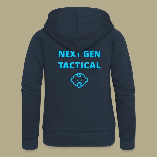 Tactical Baby Boy - Vrouwenjack met capuchon Premium