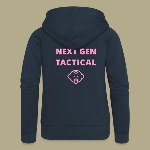 Tactical Baby Girl - Vrouwenjack met capuchon Premium