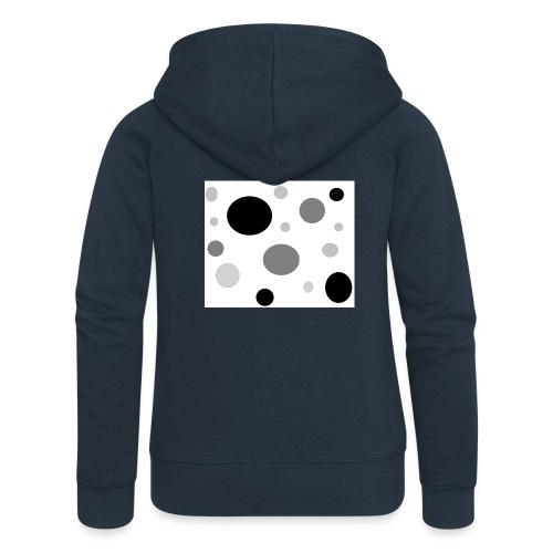 k0601laaw-png - Rozpinana bluza damska z kapturem Premium