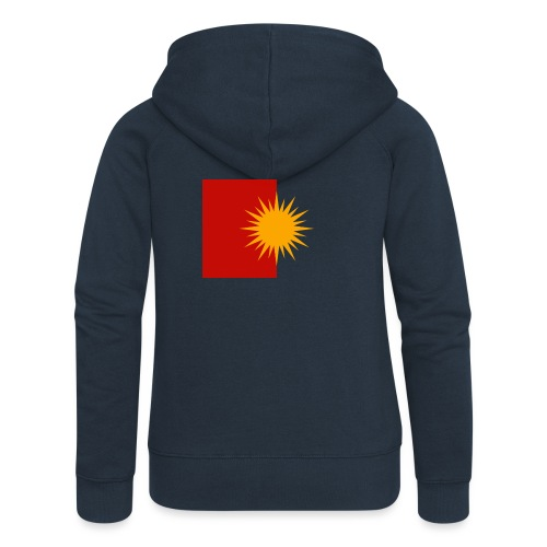 Yeziden T-Shirt Ezidi,Shingal,Şingal - Frauen Premium Kapuzenjacke