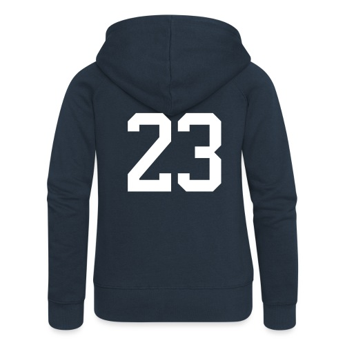 23 VISUR Stefan - Frauen Premium Kapuzenjacke