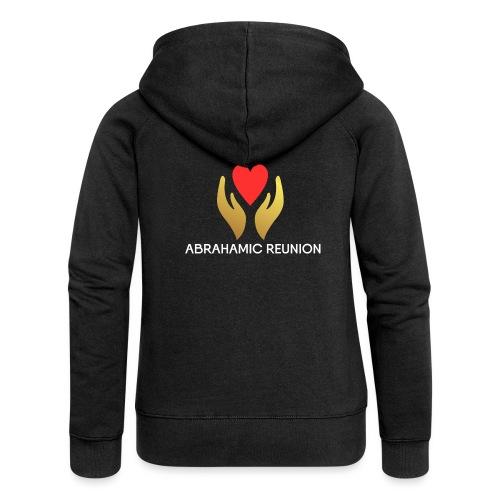 Abrahamic Reunion - Women's Premium Hooded Jacket