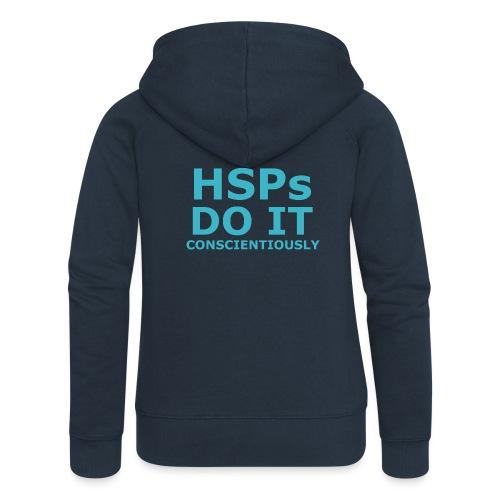 Do It hsPs men's t-shirt - Women's Premium Hooded Jacket