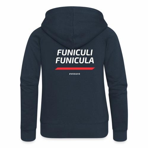 Funicula Funicula - Veste à capuche Premium Femme