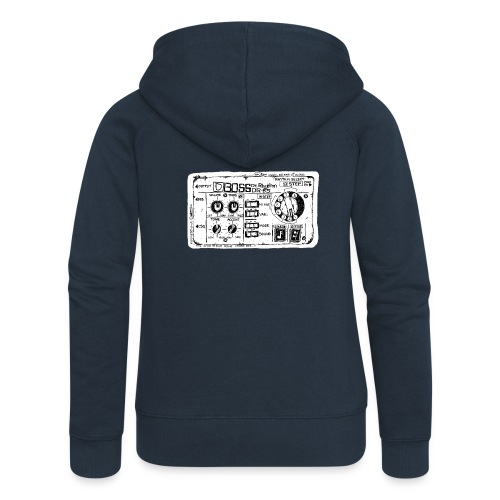 Drum Machine's R Ace! - Women's Premium Hooded Jacket