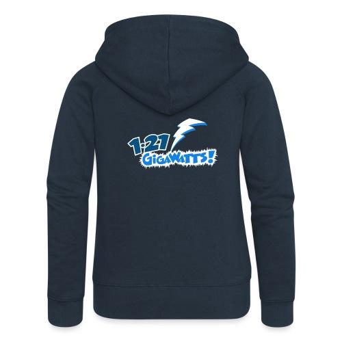 1.21 Gigawatts - Women's Premium Hooded Jacket