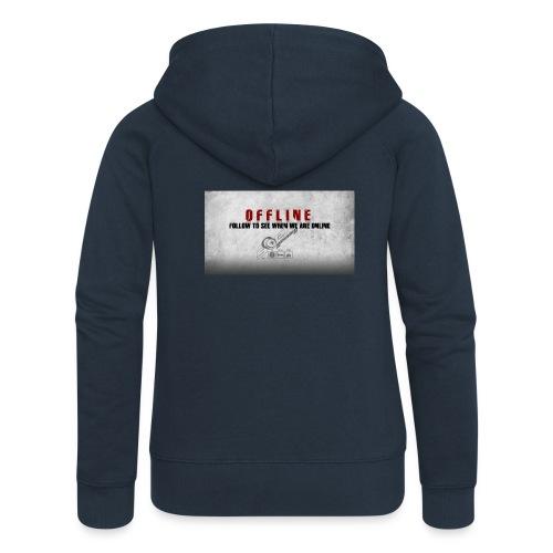 Offline V1 - Women's Premium Hooded Jacket