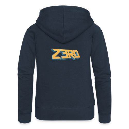 The Z3R0 Shirt - Women's Premium Hooded Jacket