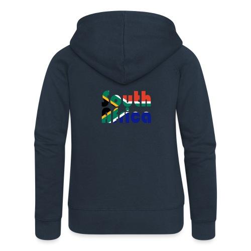 South Africa - Frauen Premium Kapuzenjacke