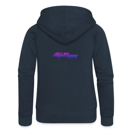 T-shirt AltijdFlappy - Vrouwenjack met capuchon Premium