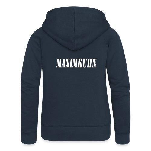 maximkuhn - Vrouwenjack met capuchon Premium