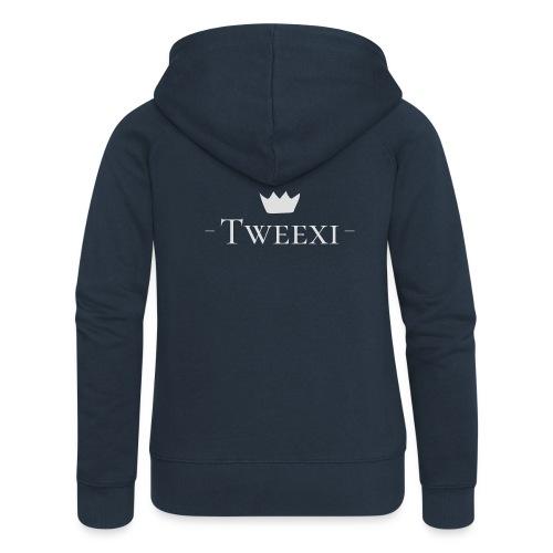Tweexi logo - Premium luvjacka dam