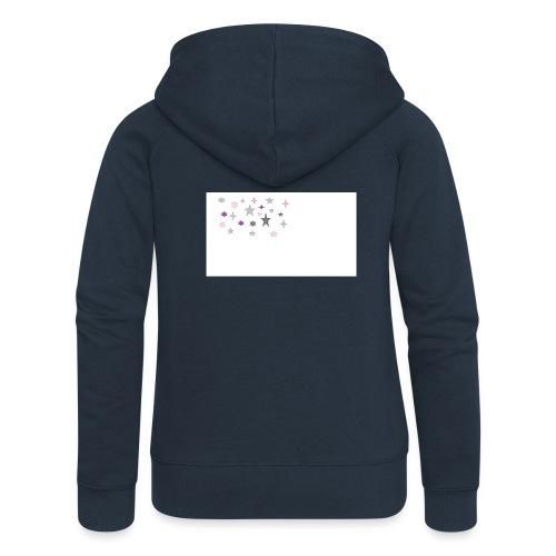 s28tar11aw-png - Rozpinana bluza damska z kapturem Premium
