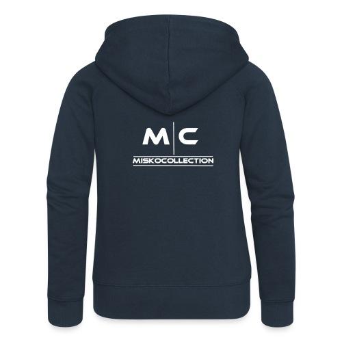 MC / Misko Collection - Frauen Premium Kapuzenjacke