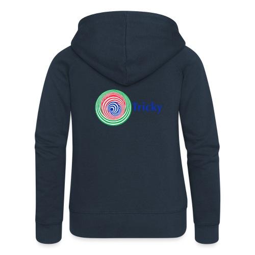 Tricky - Women's Premium Hooded Jacket