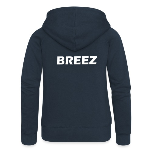 Breez Identity I - Dame Premium hættejakke
