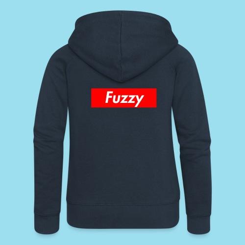 FUZZY Supmeme - Frauen Premium Kapuzenjacke