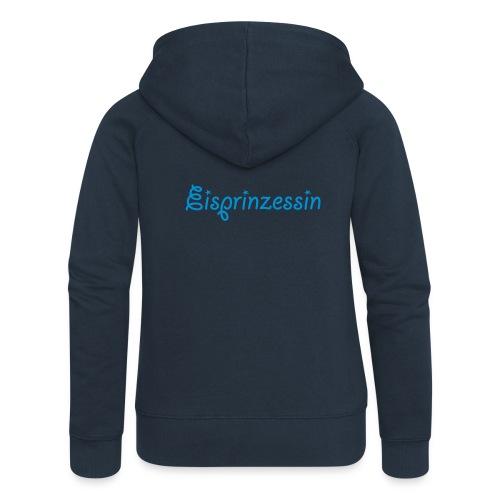 Eisprinzessin, Ski Shirt, T-Shirt für Apres Ski - Frauen Premium Kapuzenjacke