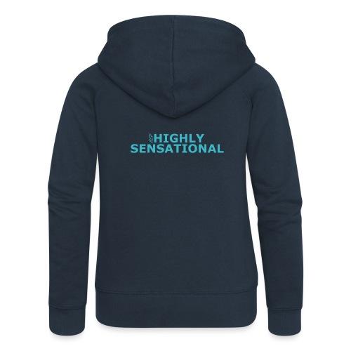 Highly sensational women's t-shirt - Women's Premium Hooded Jacket