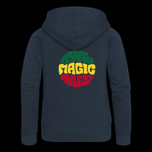 THE MAGIC BUS - Women's Premium Hooded Jacket