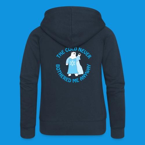 Cold Bear - Women's Premium Hooded Jacket