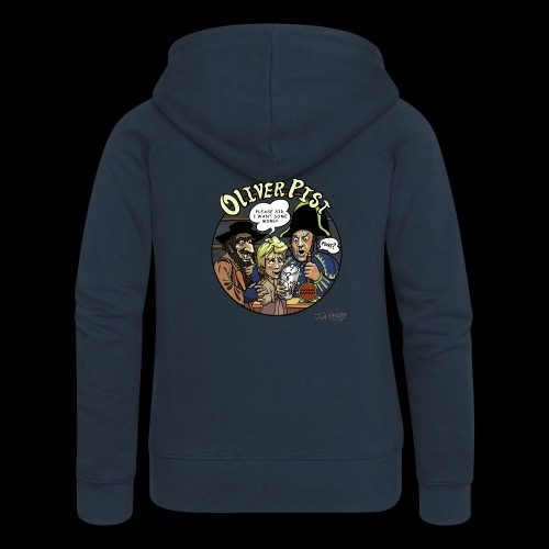 Oliver Pist - Women's Premium Hooded Jacket